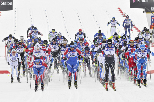 Cross Country Men's 30km Pursuit- FIS Nordic World Ski Championships