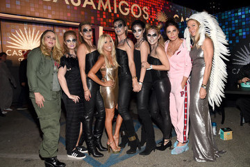 Crystal Lourd Casamigos Halloween Party  - Arrivals