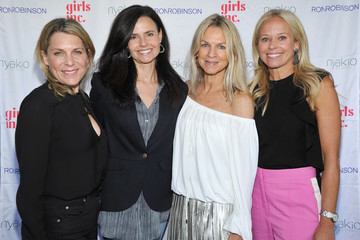 Crystal Lourd Ali Larter And Shannon Rottenberg Host Nyakio Launch Event At RONROBINSON