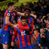 Joel Ward Wilfried Zaha Photos - Ruben Loftus-Cheek of Crystal Palace celebrates scoring his sides first goal with his Crystal Palace team mates during the Premier League match between Crystal Palace and Stoke City at Selhurst Park on November 25, 2017 in London, England. - Crystal Palace v Stoke City - Premier League