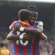 Andros Townsend Wilfried Zaha Photos
