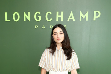 Crystal Reed Longchamp - Front Row - February 2020 - New York Fashion Week: The Shows