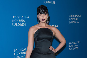 Crystal Renn 2016 Foundation Fighting Blindness World Gala