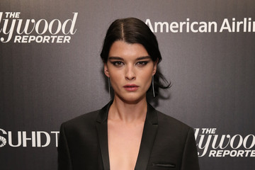 Crystal Renn The Hollywoood Reporter Celebrates The 35 Most Powerful People In Media