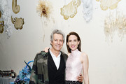 Carlos Souza and Zani Gugelmann attend The Cultivist x MatchesFashion.com Present: The Bazaar on May 01, 2019 in New York City.