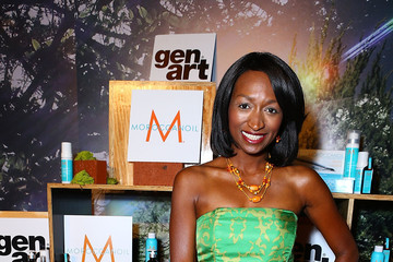 Cupid Hayes GenArt 14th Annual Fresh FacesIn Fashion Presented By Moroccanoil
