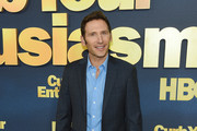 """Mark Feuerstein attends the """"Curb Your Enthusiasm"""" season 9 premiere at SVA Theater on September 27, 2017 in New York City."""