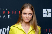 "Vlada Roslyakova attends ""The Current War"" New York Premiere at AMC Lincoln Square Theater on October 21, 2019 in New York City."