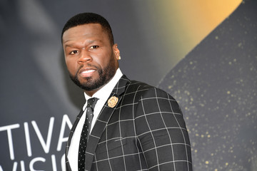 """Curtis """"50 Cent"""" Jackson 57th Monte Carlo TV Festival : Day 5"""
