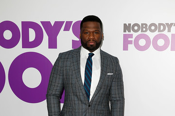 "Curtis ""50 Cent"" Jackson 'Nobody's Fool' New York Premiere"