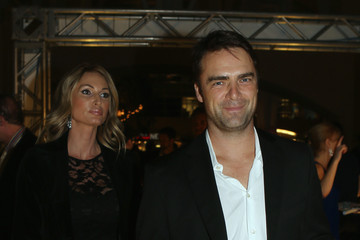 Curtis Joseph 2012 Hockey Hall Of Fame Induction - Red Carpet