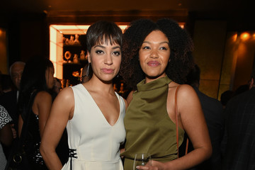 Cush Jumbo 'The Good Fight' World Premiere - After Party