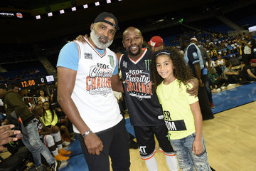 Cuttino Mobley Monster Energy $50K Charity Challenge Celebrity Basketball Game