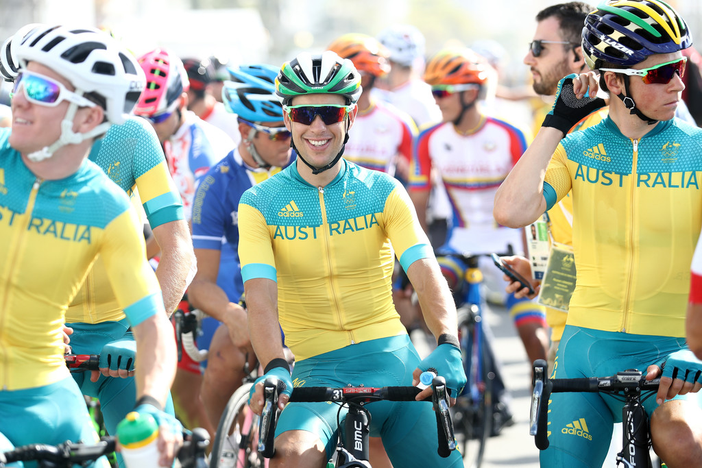 Richie porte photos photos cycling road olympics for Richie porte cyclist
