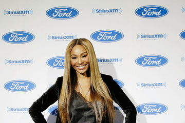 Cynthia Bailey SiriusXM's Heart & Soul Channel Broadcasts from Essence Festival In New Orleans - Day 1
