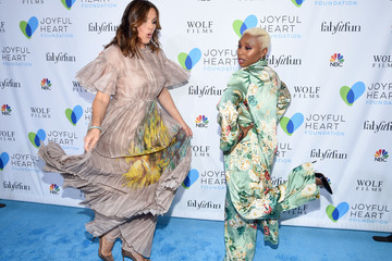Cynthia Erivo U.S. Entertainment Best Pictures of the Day