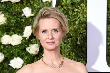 Cynthia Nixon 2017 Tony Awards - Arrivals