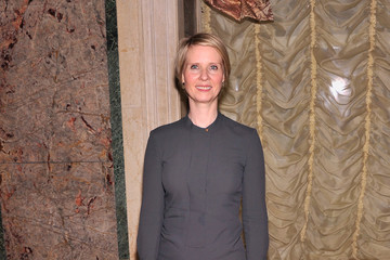 Cynthia Nixon Arrivals at the 'Power Lunch for Women' Event