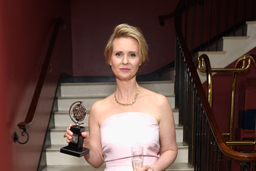 Cynthia Nixon 2017 Tony Awards - Media Room