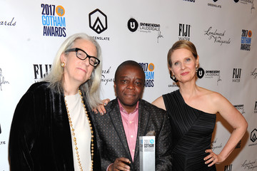 Cynthia Nixon The 2017 IFP Gotham Independent Film Awards Co-Sponsored By Landmark Vineyards