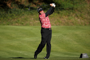 D.A. Points Genesis Open - Round Two