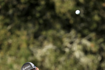 D.A. Points AT&T Pebble Beach Pro-Am - Round One