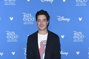 Ben Feldman, attends D23 Disney + event at Anaheim Convention Center on August 23, 2019 in Anaheim, California.