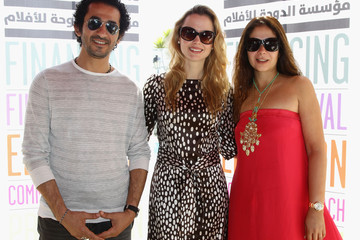 Mona Zaki DFI Egyptian Filmmakers Lunch - 64th Annual Cannes Film Festival