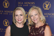 Actress Melissa Joan Hart (L) and Paula Hart attend the DGA Honors 2015 Gala on October 15, 2015 in New York City.
