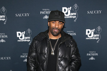 DJ Clue The 2017 Def Jam Holiday Party - Red Carpet