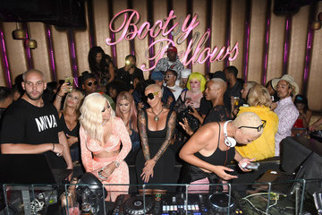 DJ Duffey Amber Rose x Simply Be Launch Party