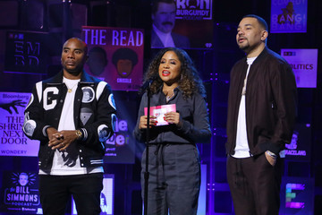 DJ Envy Charlamagne Tha God 2020 iHeartRadio Podcast Awards - Show