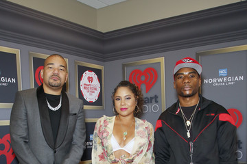 DJ Envy Charlamagne Tha God 2019 iHeartRadio Music Festival - Night 2 – Broadcast