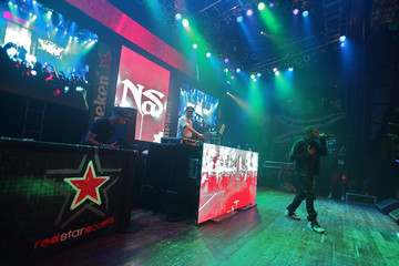 DJ Green Lantern Stars at Red Star Access Chicago