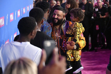 DJ Khaled Asahd Khaled 2018 MTV Video Music Awards - Red Carpet