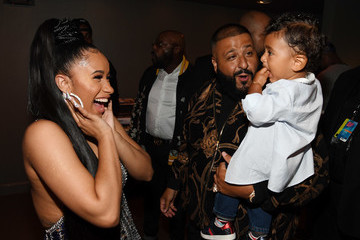DJ Khaled Asahd Khaled BET Hip Hop Awards 2017 - Backstage & Audience