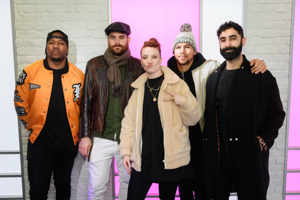 Rudimental At KISS FM