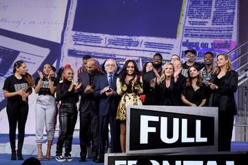 DJ Miss Milan 'Full Frontal With Samantha Bee' Not The White House Correspondents Dinner - Show