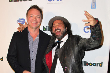 DJ Pete Tong Celebs at Billboard's Grammys Afterparty