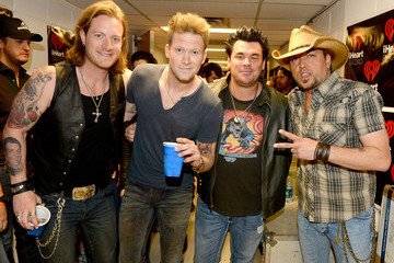DJ Silver iHeartRadio Country Festival In Austin - Offstage