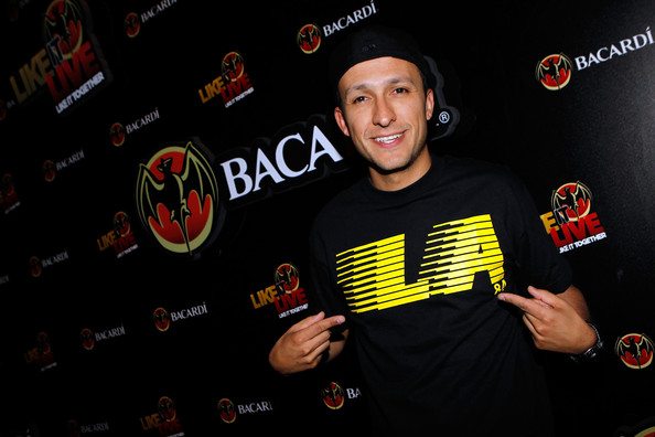 "BACARDI Rums' ""Like It Live"" Las Vegas - Red Carpet"