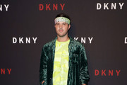 Andrew Warren attends as DKNY turns 30 with special live performances by Halsey and The Martinez Brothers at St. Ann's Warehouse on September 09, 2019 in New York City.