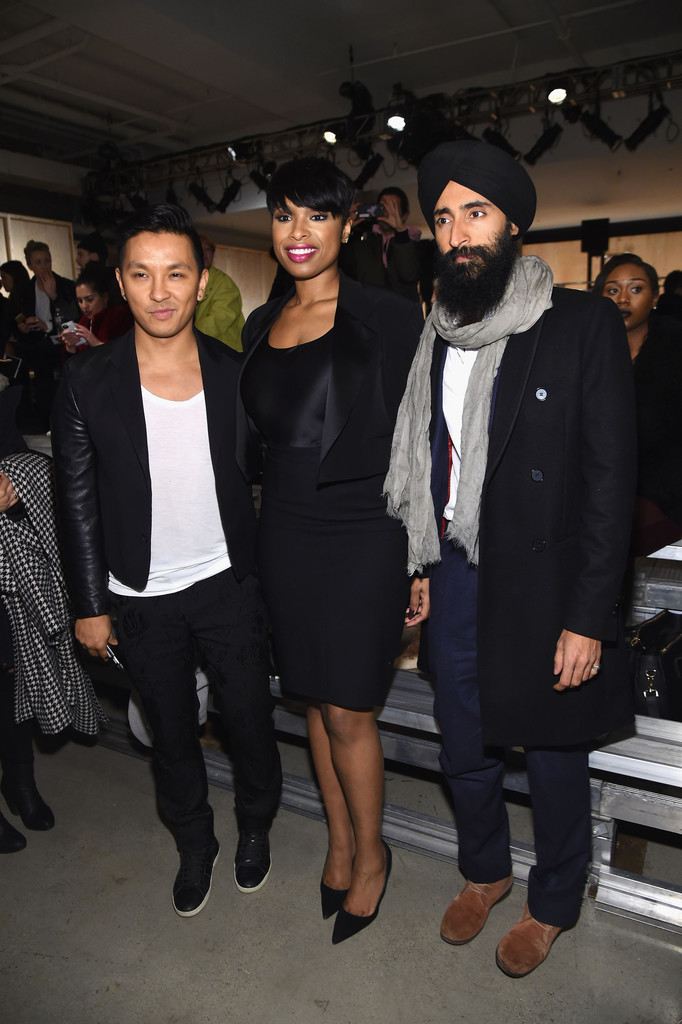 0170ee3ee3fc Jennifer Hudson and Prabal Gurung Photos»Photostream · Pictures · DKNY  Women s - Front Row - Fall 2016 New York Fashion ...