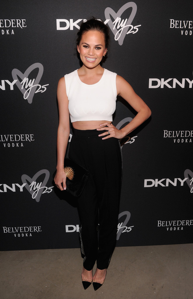 MBFW: DKNY's Birthday Bash