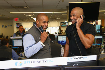 DMC Annual Charity Day Hosted By Cantor Fitzgerald, BGC and GFI - GFI Office - Inside