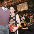 Shaquille O'Neal Bobby Hurley Photos