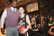 Shaquille O'Neal Bobby Hurley Photos Photo