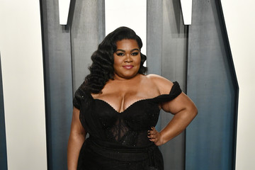 Da' Vine Joy Randolph 2020 Vanity Fair Oscar Party - Look Book