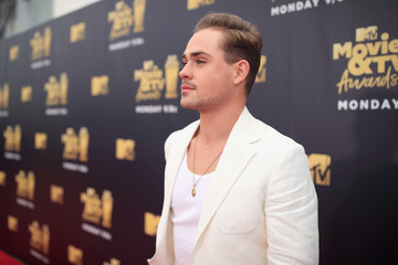 Dacre Montgomery 2018 MTV Movie And TV Awards - Red Carpet