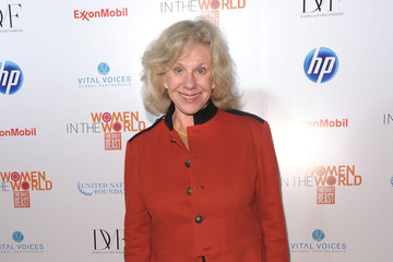 """Erica Jong The Daily Beast Hosts """"Women In The World: Stories And Solutions"""""""